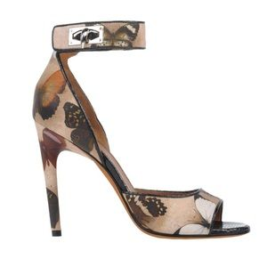 GIVENCHY clara butterfly leather sandals  Size 38